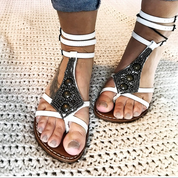 fc7080b5b41 American Eagle Outfitters Gladiator Sandals. M 5ab13fbba4c4853481a28096